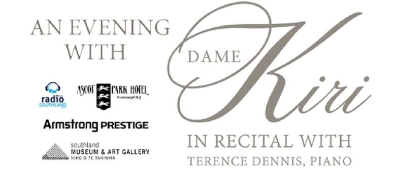 An Evening with Dame Kiri
