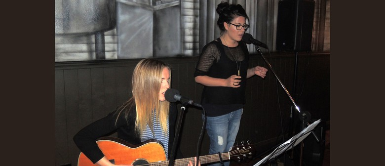Aves - An Acoustic Pop/Rock Covers Duo
