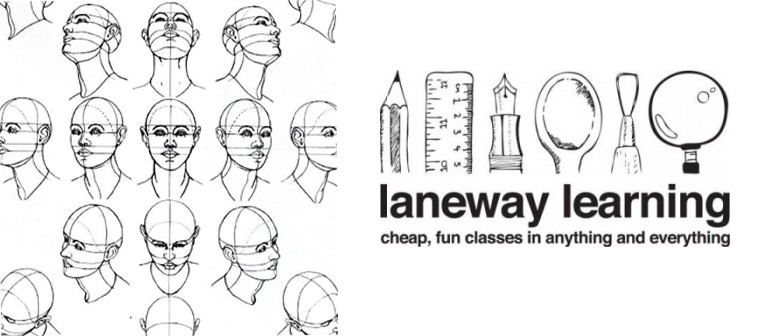 Laneway Learning - Drawing Faces