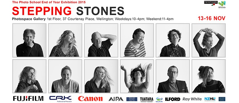 Stepping Stones Exhibition 2015