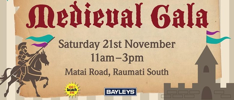 Raumati South School Medieval Gala