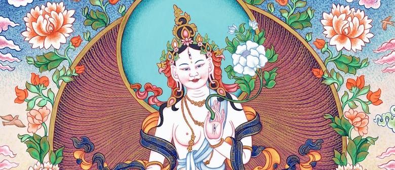 Tibetan Buddhist Art - Public Talk