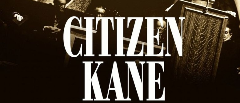 Globe Movie –'Citizen Kane' (1941) -TADF16