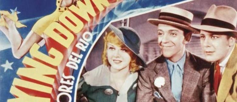 Globe Movie – 'Flying Down to Rio' (1933) -TADF16