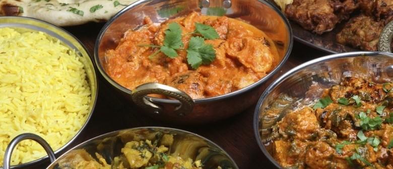 Dinner With the Raj -TADF16