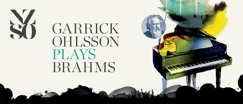 NZSO Presents: Garrick Ohlsson Plays Brahms