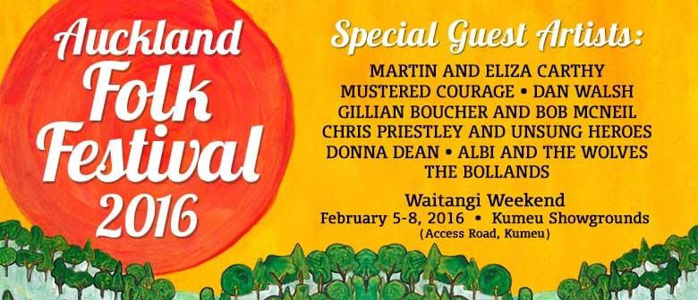 Auckland Folk Festival