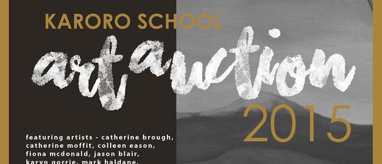 Karoro School Art Auction