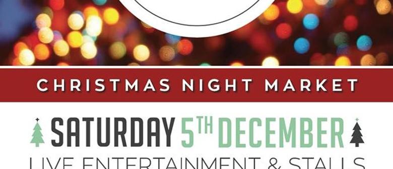 New Rags Market Christmas Night Market