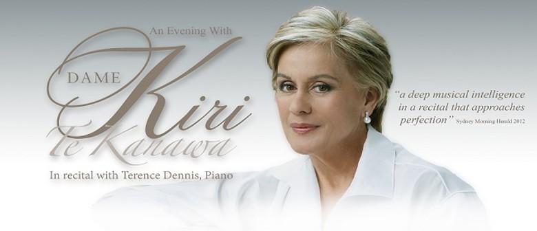 An Evening with Dame Kiri Te Kanawa