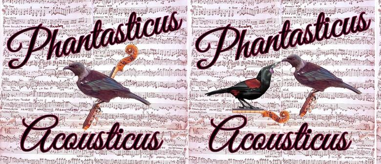 Phantasticus album release