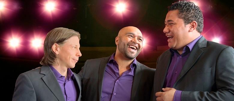 3 Tenors & a Soprano Reunited - Operatunity Daytime Concert