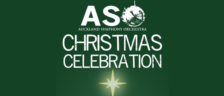 "Auckland Symphony Orchestra ""Christmas Celebration"""