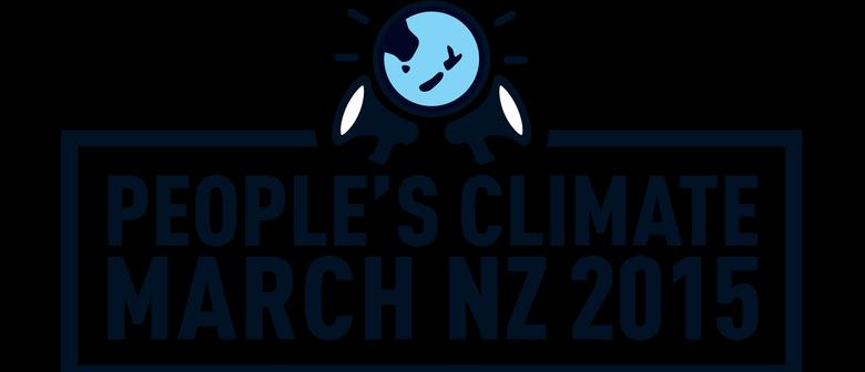 Rotorua People's Climate March