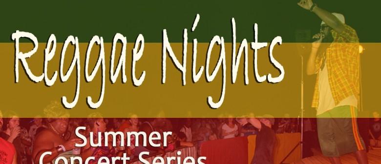 HB Reggae Night