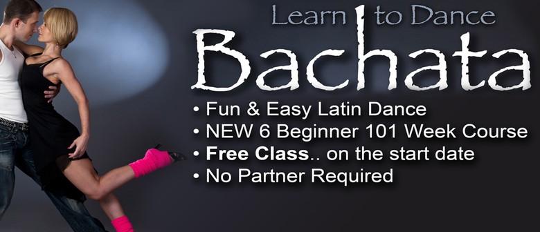 Bachata Beginners 101 Latin Dance Class