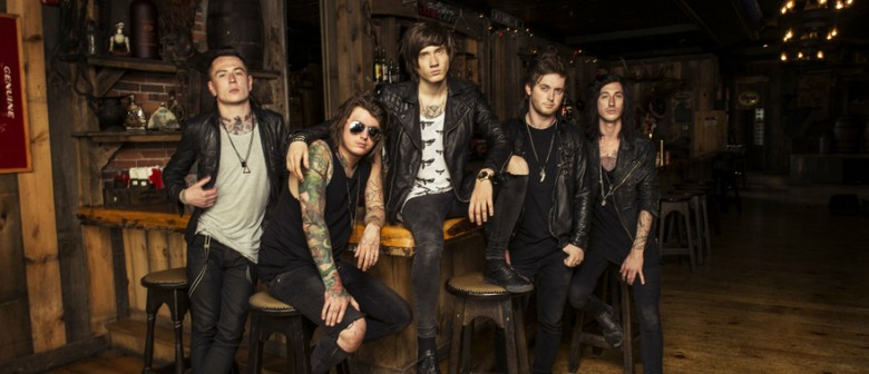 Asking Alexandria with special guests Blessthefall & Buried: CANCELLED