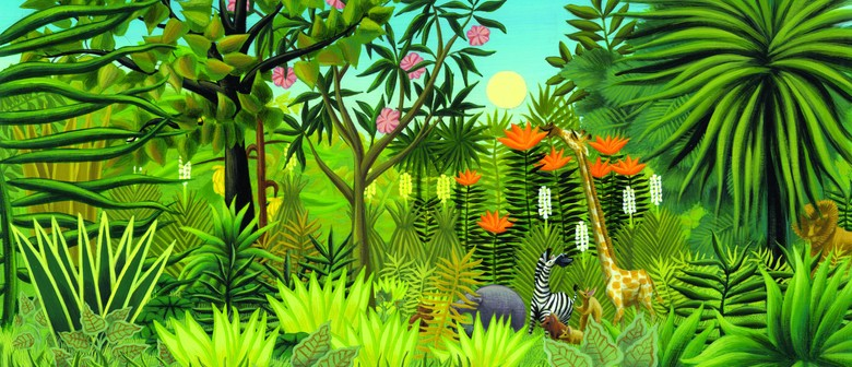 Jungle Party: Family Day Brought to You By AA Insurance