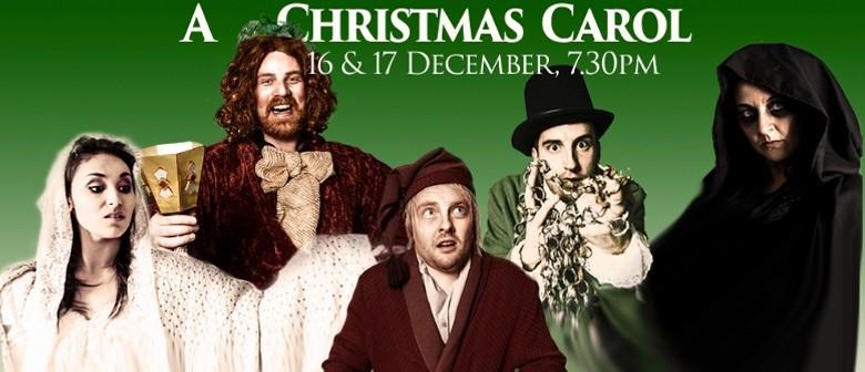 A Christmas Carol - A Family Musical