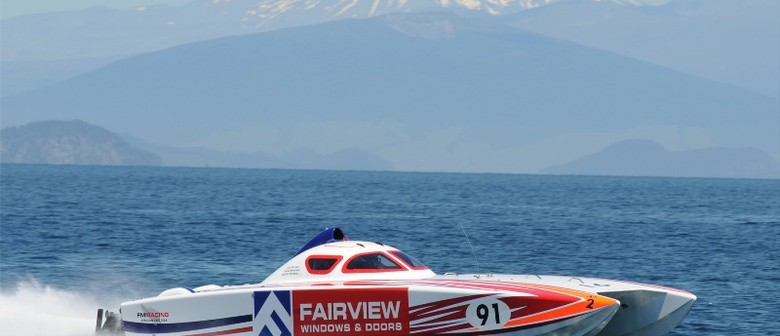 2010 Rayglass NZ Offshore Powerboat Championship