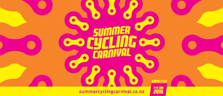 Summer Cycling Carnival-Big Save Dress Your Bike Competition