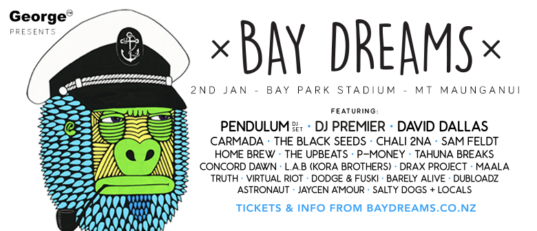 Bay Dreams Festival