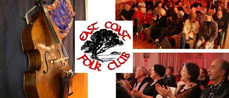 Christmas Party East Coast Folk Club