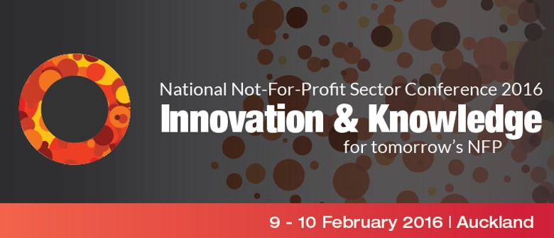 National Not For Profit Sector Conference