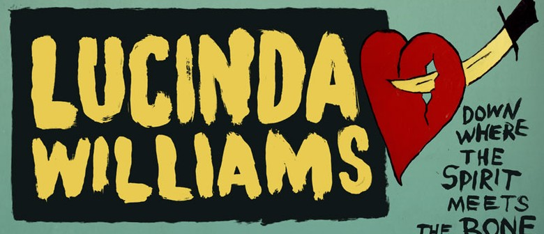 Lucinda Williams with special guests The Warratahs
