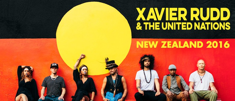 Xavier Rudd & The United Nations - The Flag Tour
