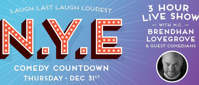 Classic New Years Eve Comedy Countdown