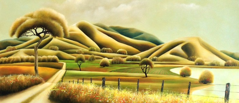 Art Exhibition - Kevin Dunkley - Escape to the Country