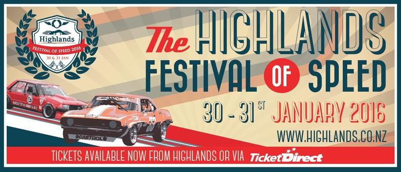 Highlands Festival of Speed