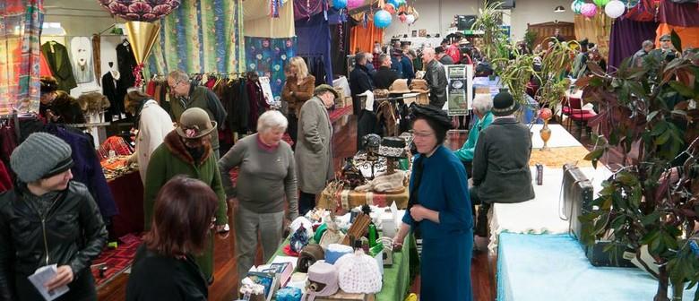 2016 Steampunk NZ Festival Market