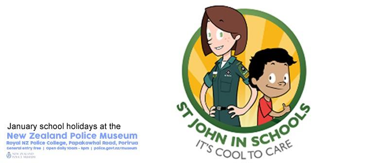 St John Emergency Responder Workshop