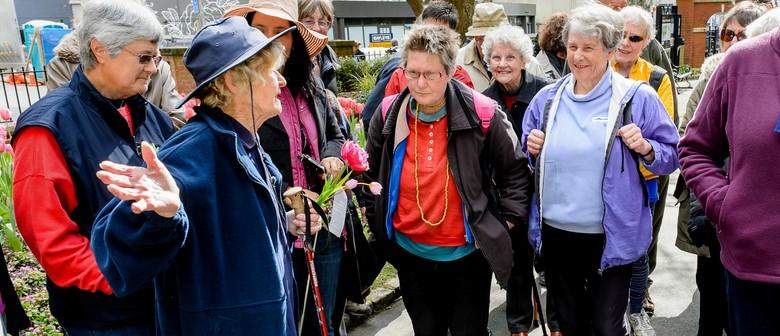 Guided Walk - the Herb Garden - Summer City