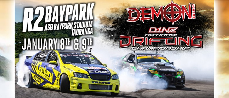 Demon Energy D1NZ Drifting Championship: Tauranga