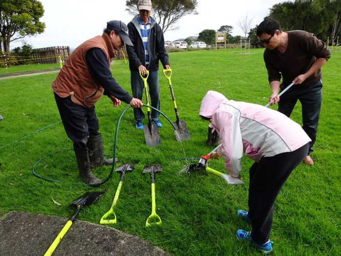 Northtec organic gardening courses auckland eventfinda for Landscaping courses nz