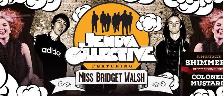 Jenova Collective feat Miss Bridget Walsh