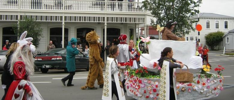 Martinborough Christmas Parade