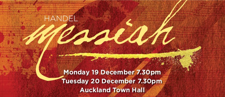 Auckland Choral: Messiah