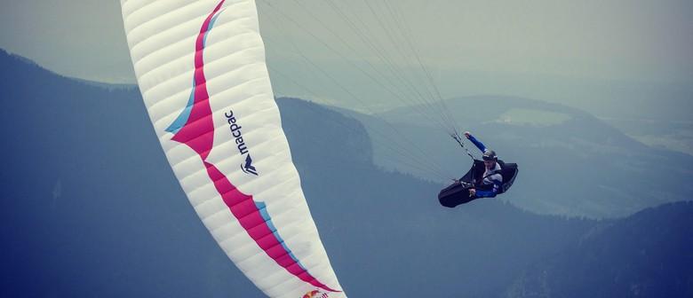 Redbull X-Alps Talk- Paragliding/Hiking