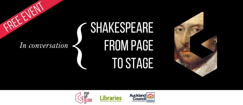 In Conversation: Shakespeare from Page to Stage