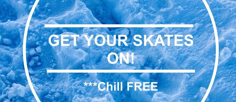 Ice Skating - Chill Free