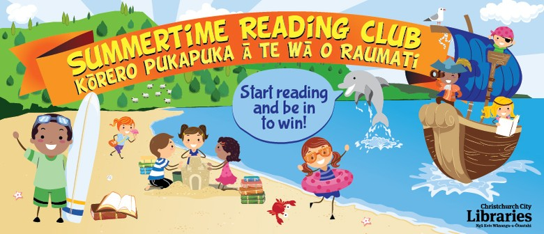 Summertime Reading Club - Be In To Win!