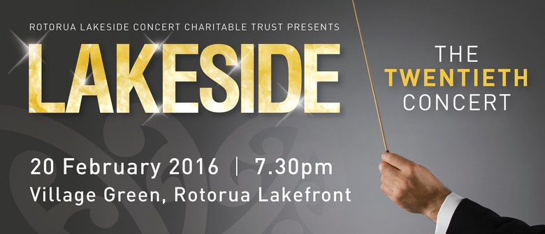 """""""Symphony"""" - The 20th Lakeside Concert"""