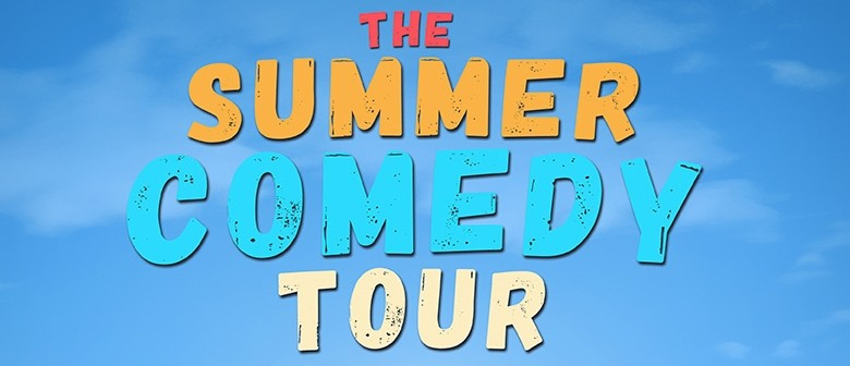 Summer Comedy Tour: 3 Guys 1 stage with Brendhan Lovegrove
