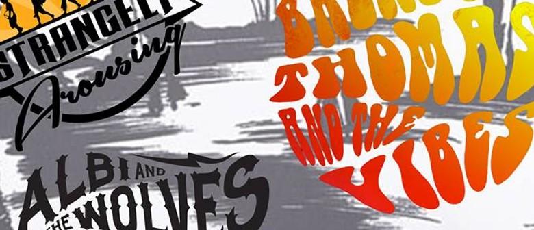 Brendon T & the Vibes, Strangely Arousing, Albi & the Wolves