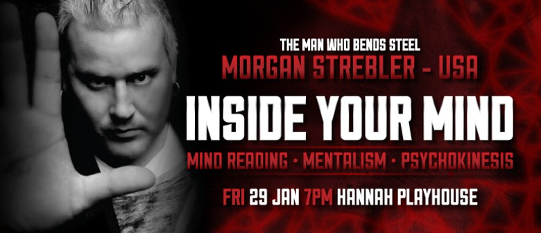 Inside Your Mind: with Morgan Strebler