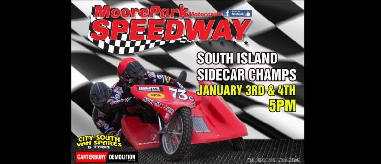 South Island Speedway Sidecar Championship